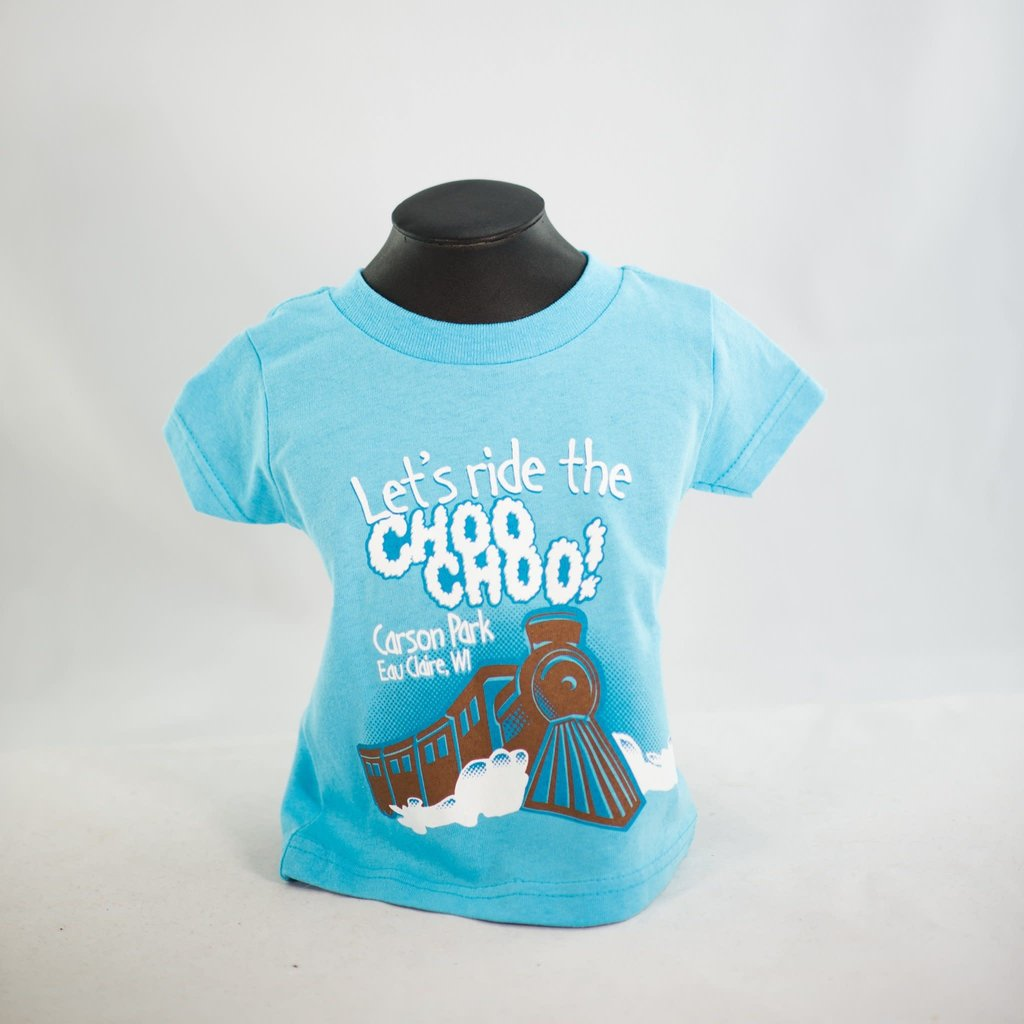Volume One Let's Ride the Choo Choo Tee - Toddler