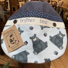 Deb Christenson Bib - Brother Bear