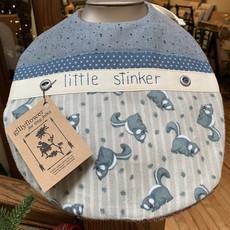 Deb Christenson Bib - Little Stinker
