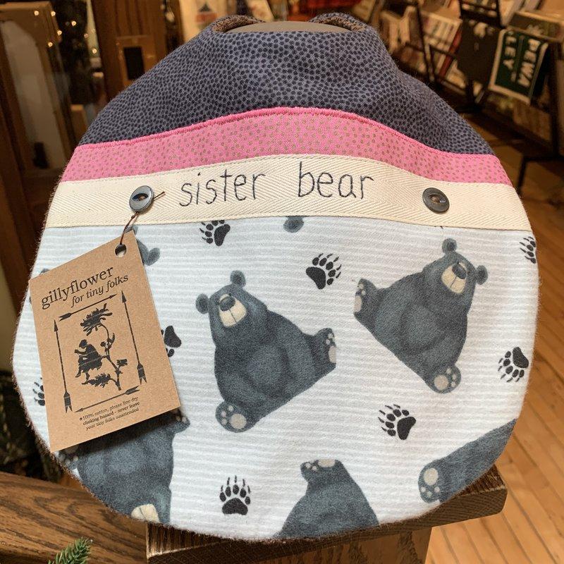 Deb Christenson Bib - Sister Bear