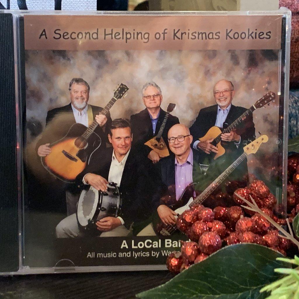 Second Helping of Krismas Kookies (CD)