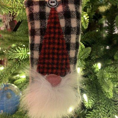 Deb Christenson Ornament - Vintage Gnome