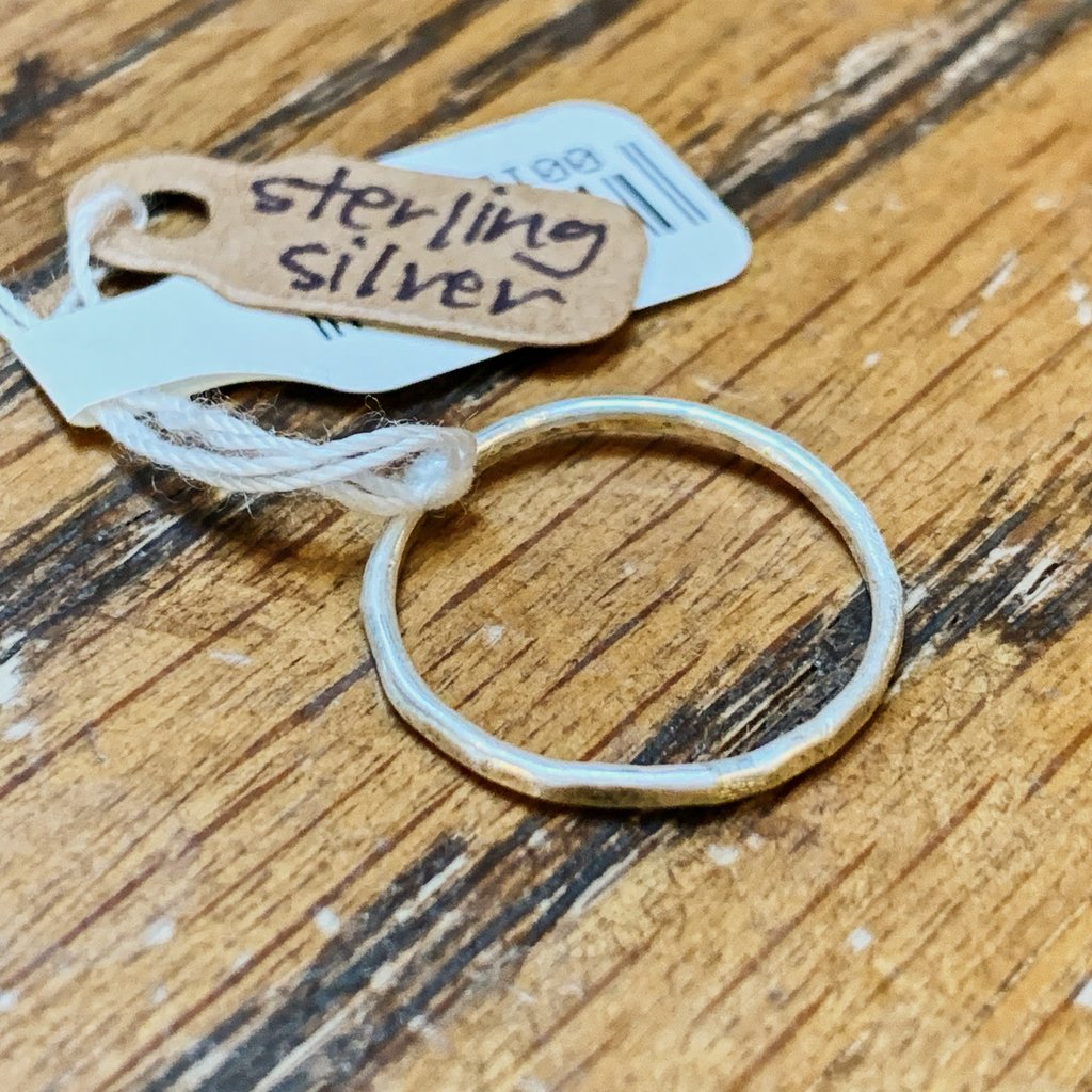 Simple Circle Ring