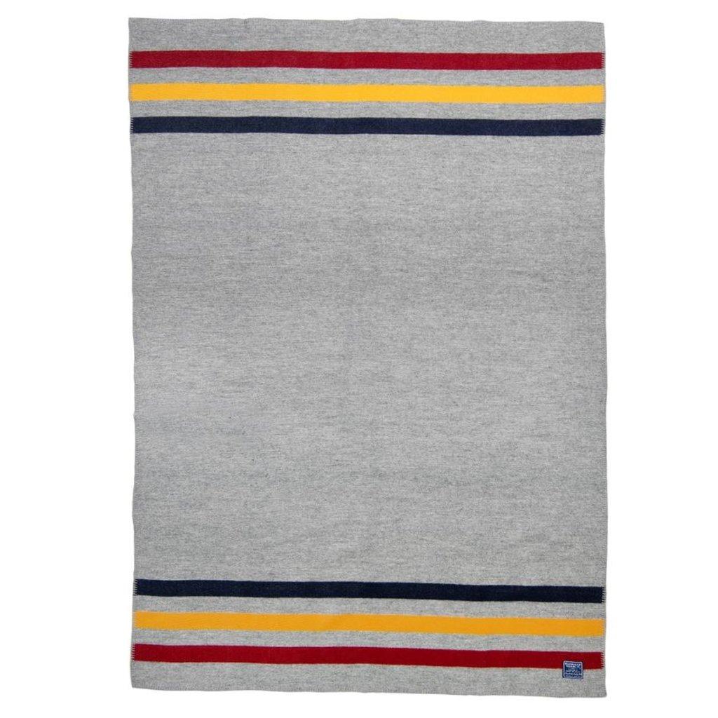 Wool Throw - Frontier