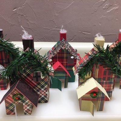 Cari Raynae Ornament - Gingerbread House