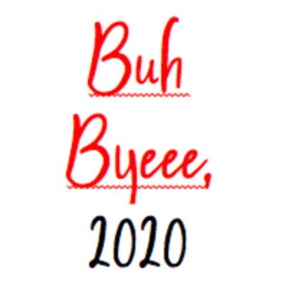 Wisco Cheer Wisco Cheer Holiday Card - Buh Byee 2020