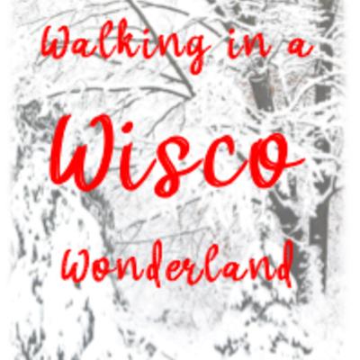 Wisco Cheer Wisco Cheer Holiday Card - Winter Wonderland