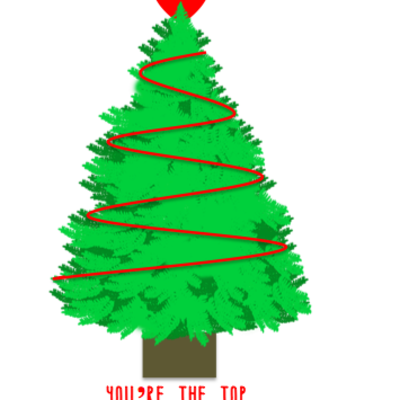 Wisco Cheer Wisco Cheer Holiday Card - You're the Top