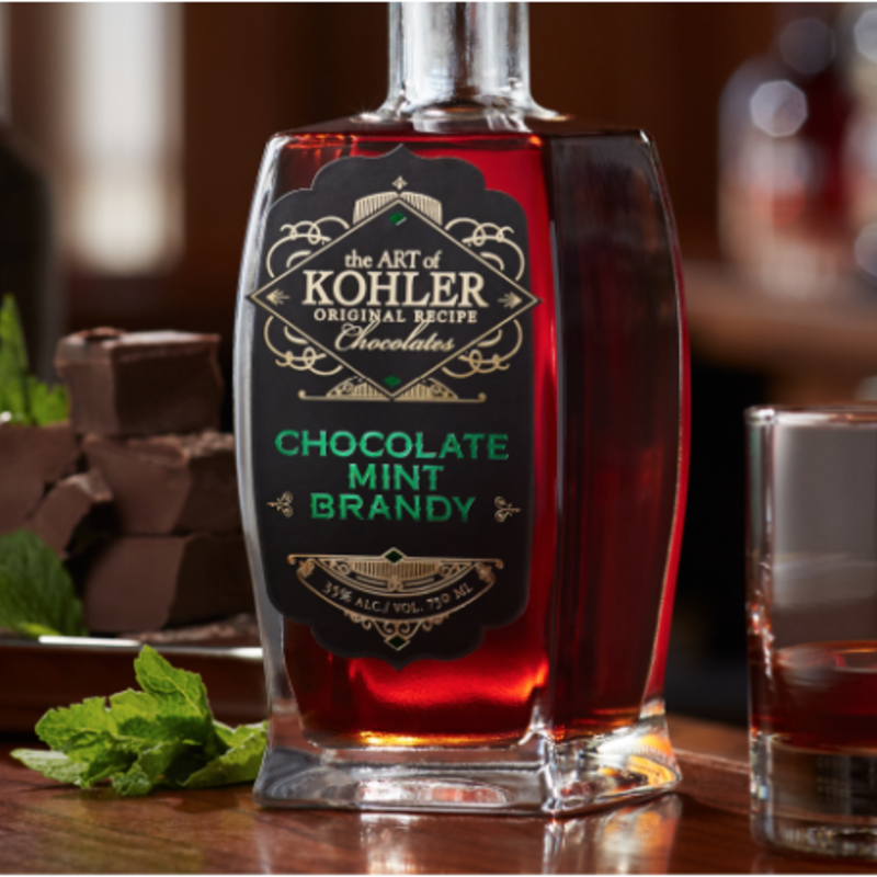 Kohler Kohler - Chocolate Mint Brandy (200 ml)
