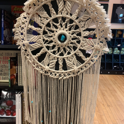 Joy Terrell Macrame Wall Hanging (Assorted)