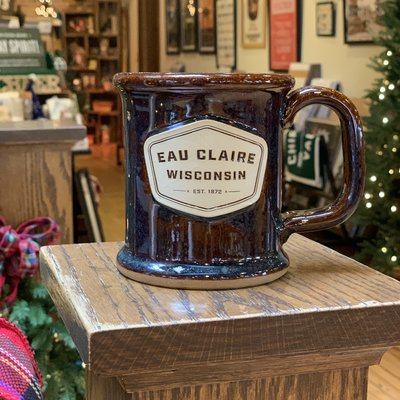 Volume One Stoneware - Eau Claire, Wisconsin Executive (Est 1872) - Root Beer