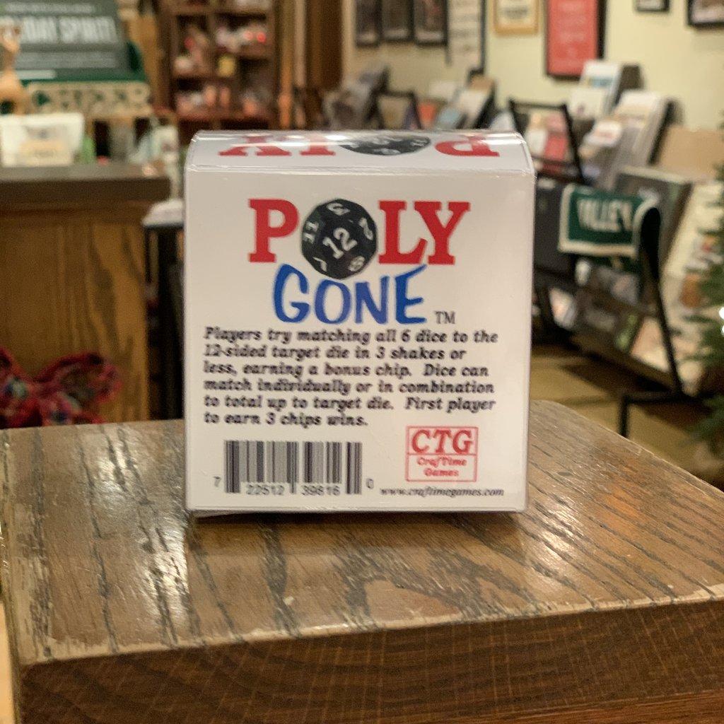 PolyGone Wild Dice Game