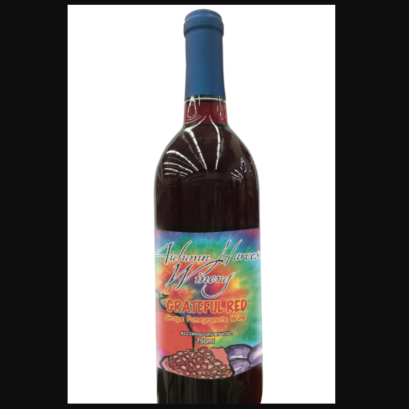 Autumn Harvest Winery Autumn Harvest Wine - Greatful Red