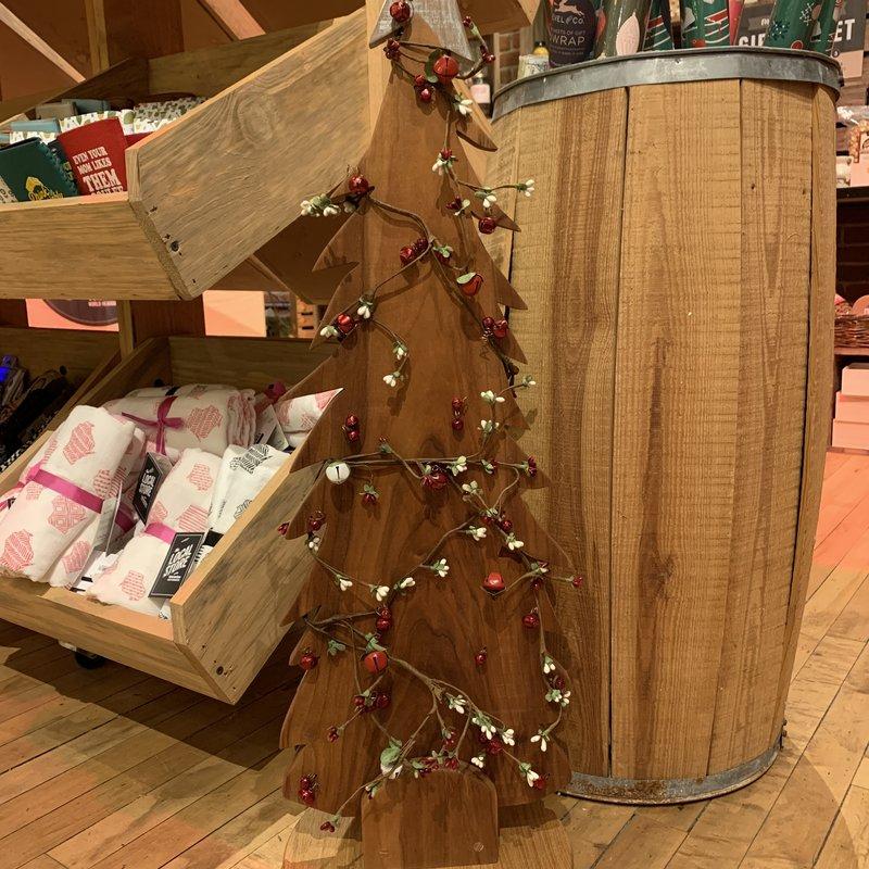 Richard Ryan Large Wood Holiday Tree