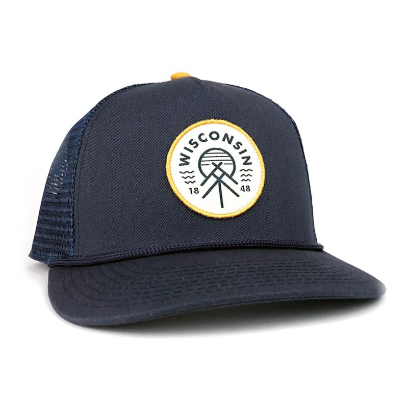 Giltee MKE WI Sailor Hat