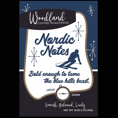 Woodland Coffee - Nordic Notes (12oz)