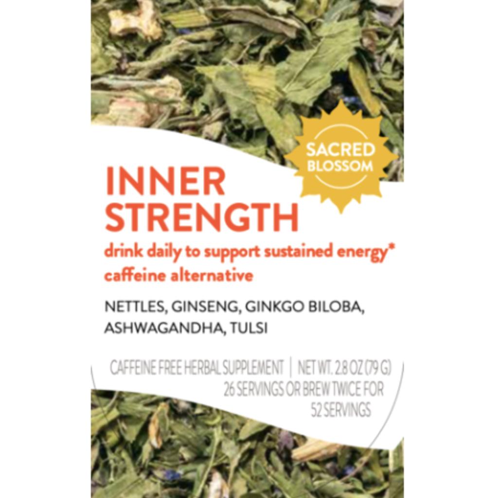 Sacred Blossom Farm Herbal Tea - Inner Strength