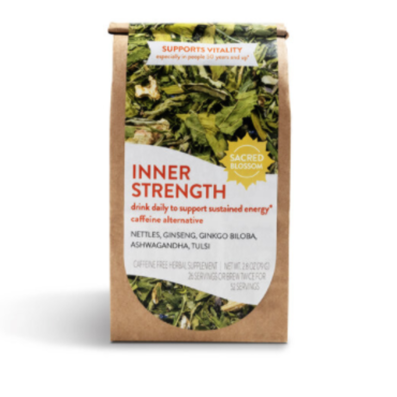 Sacred Blossom Farm Herbal Tea - Inner Strength