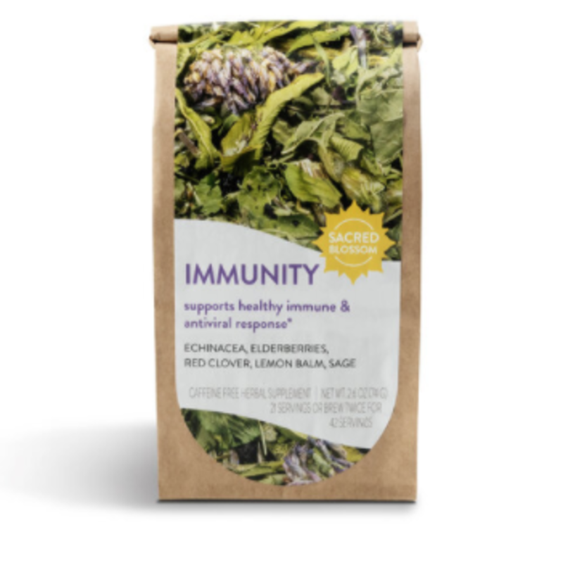 Sacred Blossom Farm Herbal Tea - Immunity