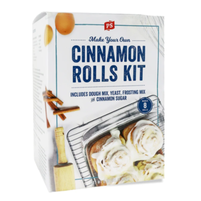 PS Seasoning Homemade Cinnamon Roll Kit