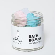 Melnaturel Bath Bomb Jar (16 oz.)