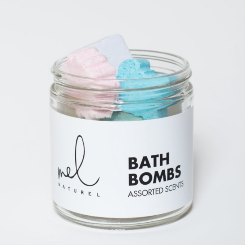 Melnaturel Bath Bomb Jar (16 oz.)