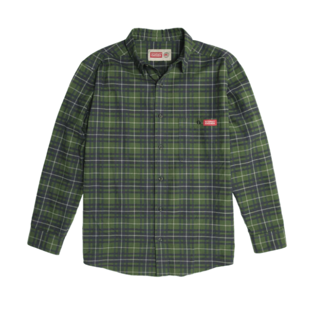 Stormy Kromer The Flannel Shirt - Greener Pastures