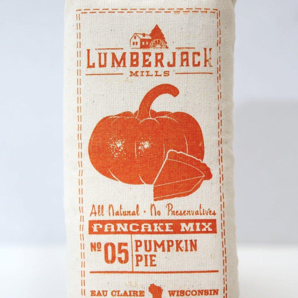 Volume One Lumberjack Mills Pancake Mix