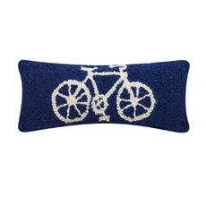 Volume One Bike Hook Pillow