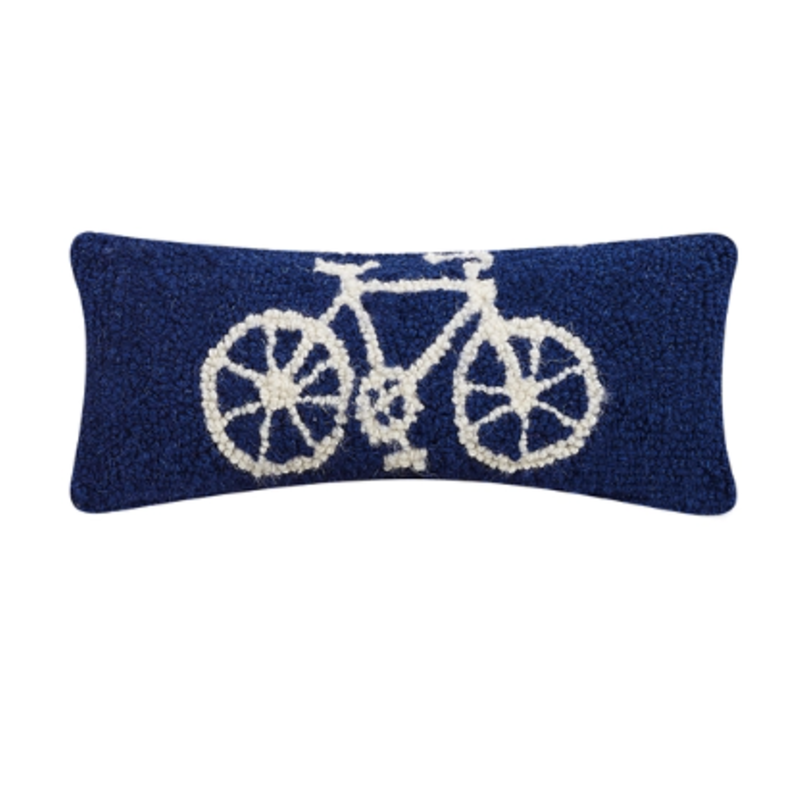 Volume One Bike Hook Pillow
