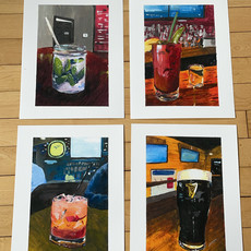Drink Print (8x10) - Guiness