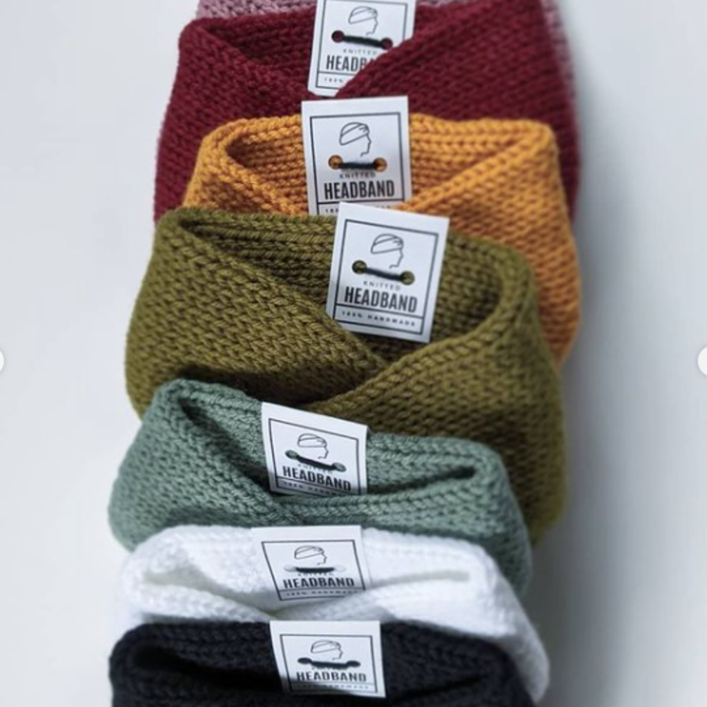LameMaker Knitted Headband