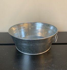 Volume One Build Your Own Gift Basket - Large Metal Bucket