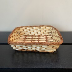 Volume One Build Your Own Gift Basket - Small Wicker Basket