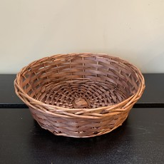 Volume One Build Your Own Gift Basket - Large Wicker Basket