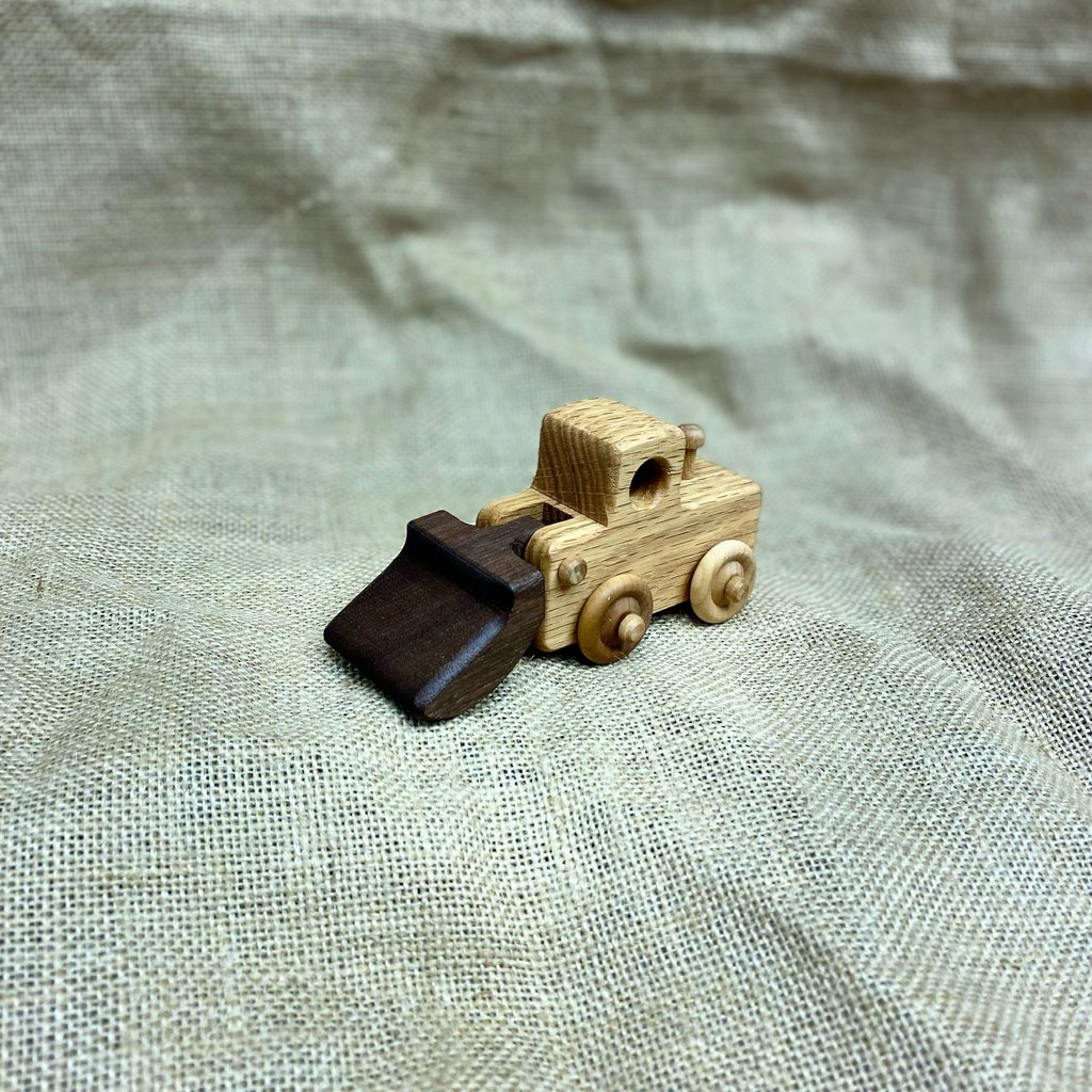 Hower Toys Hower Toys - End Loader Wooden Toy