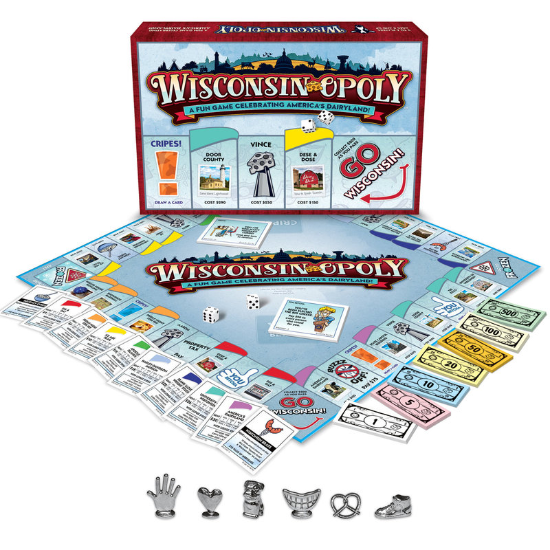 Volume One Wisconsin-Opoly