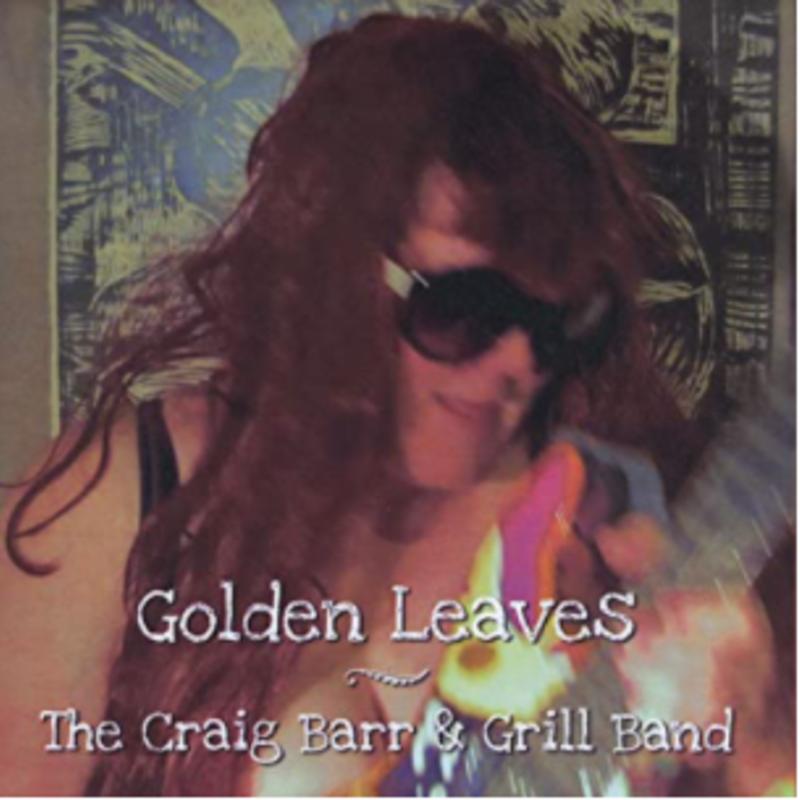 Craig Barr Golden Leaves w/ Art