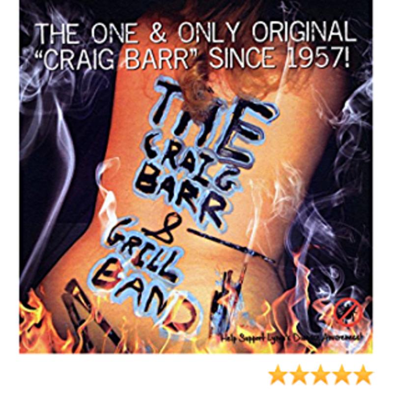 Craig Barr The One & Only Original w/ Art