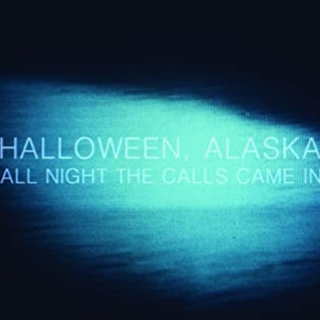 Halloween, Alaska All Night the Calls Came In (CD)