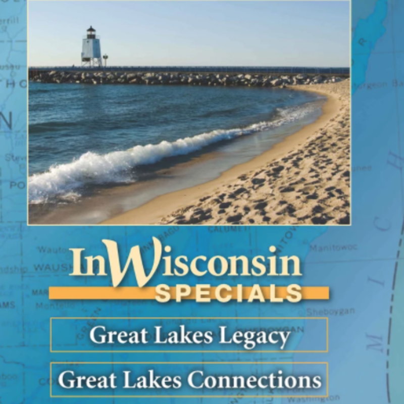 Wisconsin Public Television Great Lakes Legacy DVD