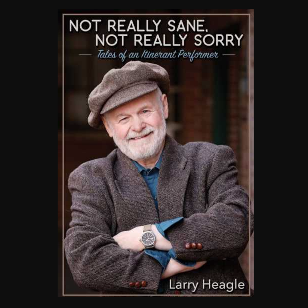 Larry Heagle Not Really Sane, Not Really Sorry