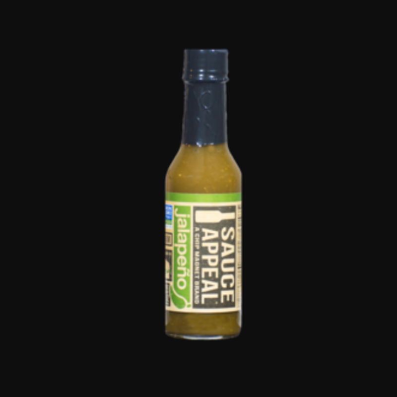 Chip Magnet Sauce Appeal - Jalapeno Pepper Sauce