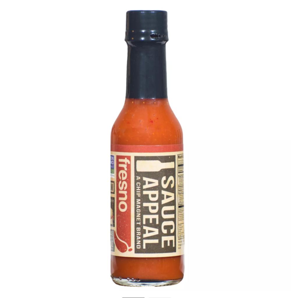 Chip Magnet Sauce Appeal - Fresno Pepper Sauce