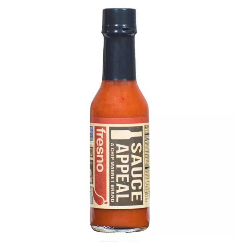 Chip Magnet Sauce Appeal - Fresno Pepper Sauce
