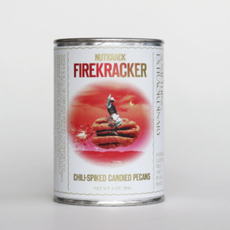 Nutkrack Firekracker Chili-Spiced Candied Pecans (4 oz.)