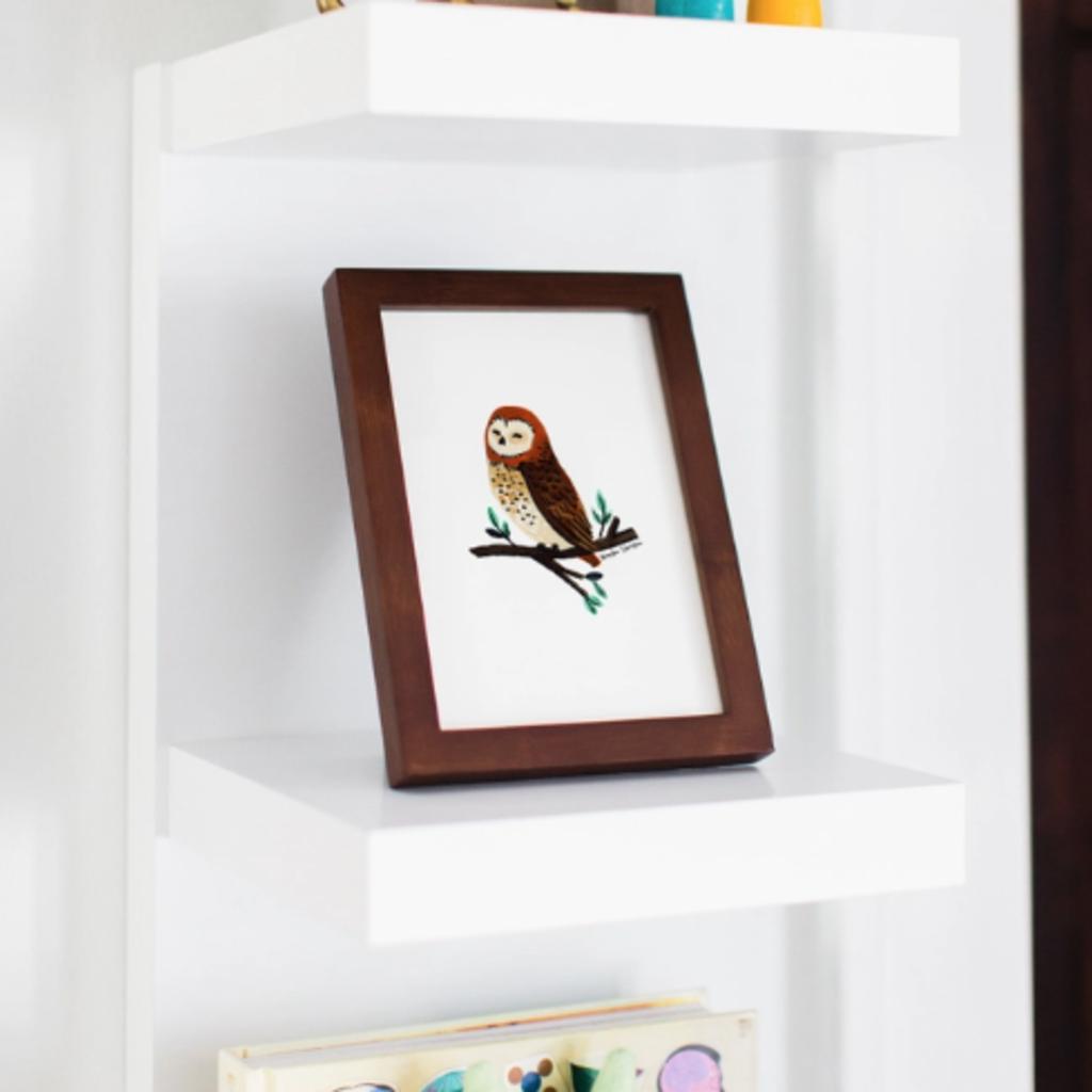 Owl Art Print (5x7)