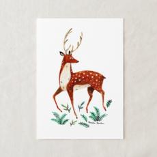 Deer Art Print (5x7)