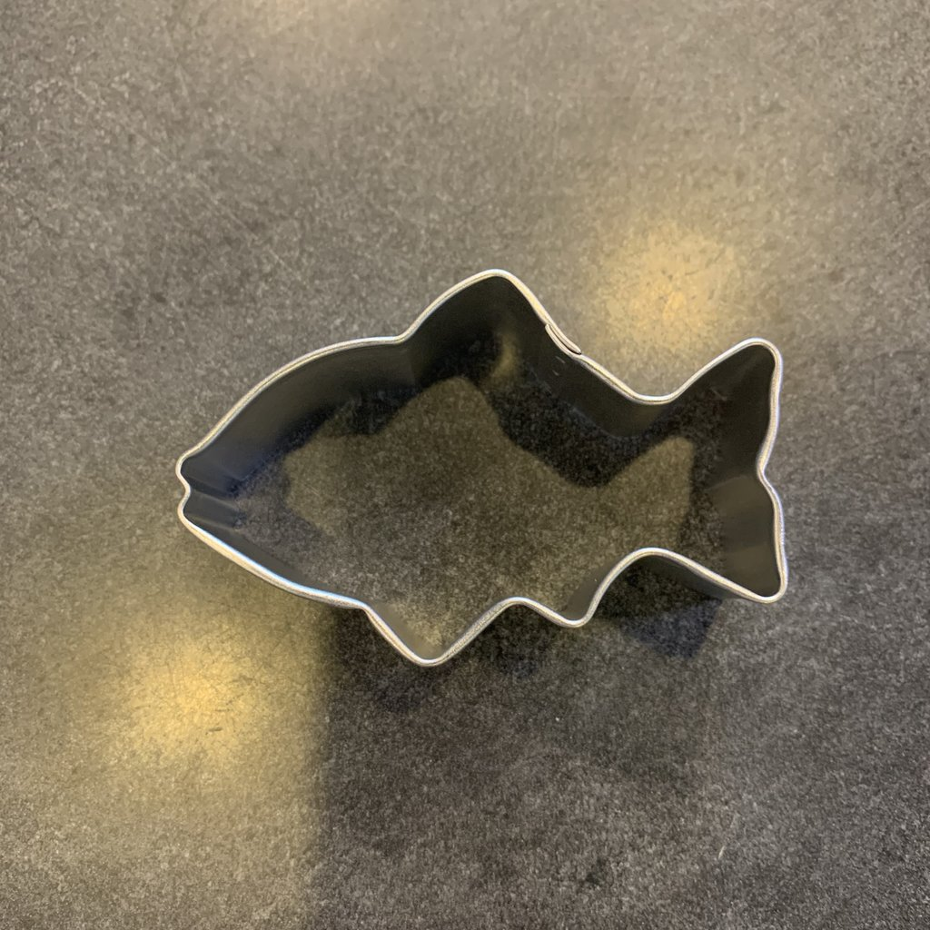 Volume One Cookie Cutter - Fish