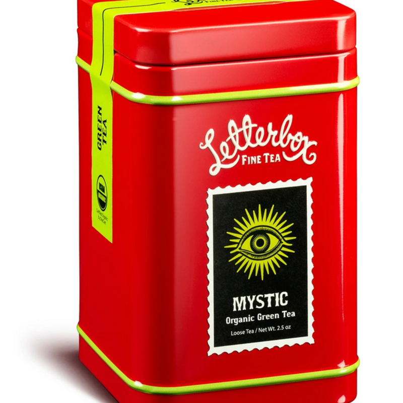 Letterbox Tea - Mystic (Organic Green Tea)